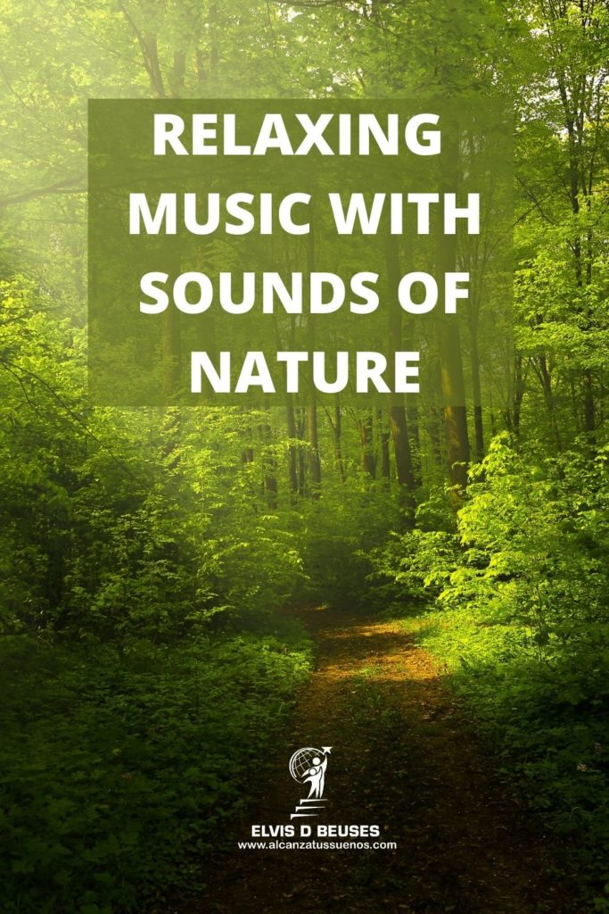 RELAXING MUSIC WITH SOUNDS OF NATURE