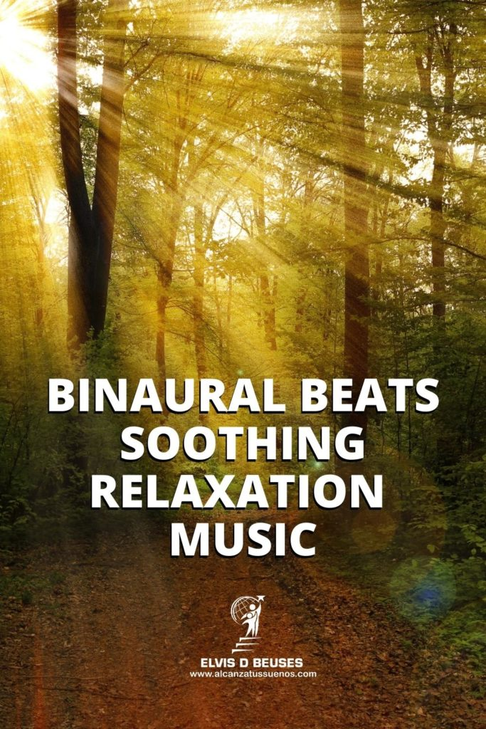 BINAURAL BEATS SOOTHING RELAXATION MUSIC​