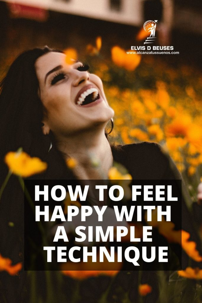 HOW TO FEEL HAPPY AND AT PEACE